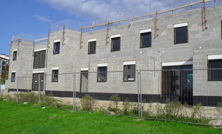 Construction de 7 logements – rue Charles de Foucauld à Douarnenez