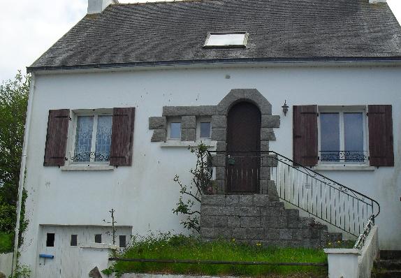 Rénovation d'un pavillon situé Impasse Menez-Kerem à Douarnenez