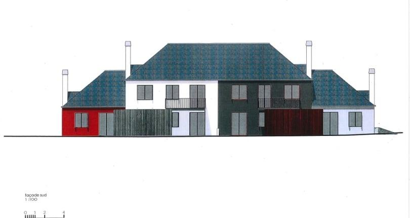 Réhabilitation de 6 logements situés 2 rue Jules Verne – 29100 DOUARNENEZ