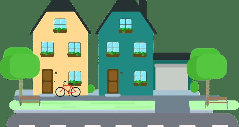 Acquisition amélioration d'une maison rue Laennec à Douarnenez