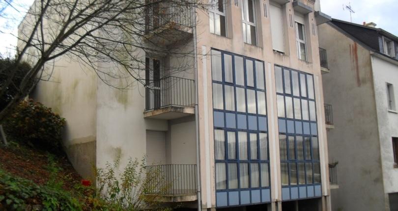 Acquisition amélioration d'un immeuble de six logements à Douarnenez